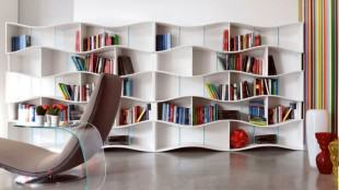 Photo 9 of interior design of home library