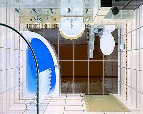Shower Ideas For Small Bathroom in USA