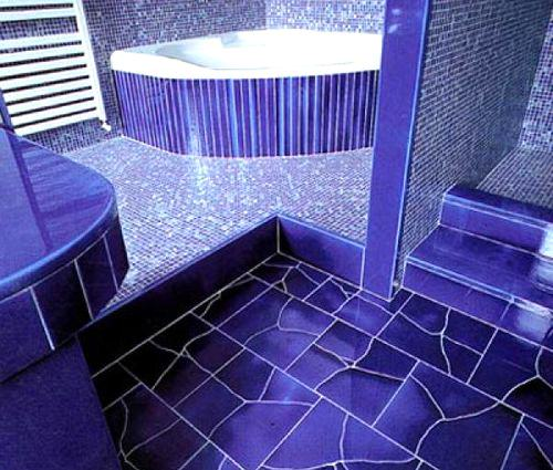 bathroom flooring with levels in USA