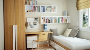 Storage ideas for Small bedroom