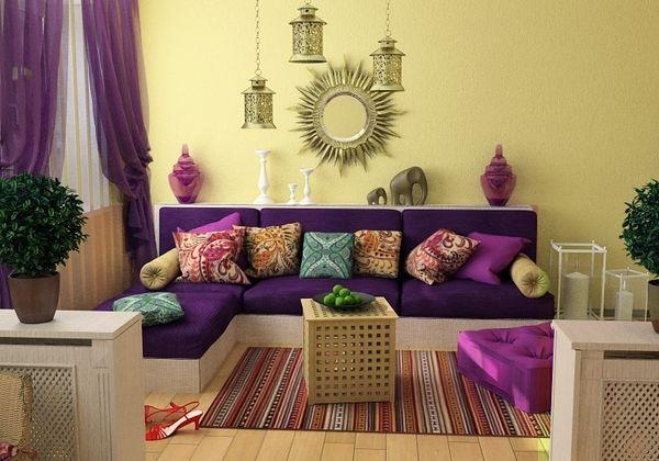 colors for Malaysian living room Design in USA