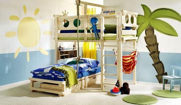 island theme in kids' room-US trends