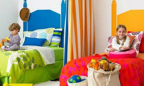 Shared Kids Room For Boy And Girl Design Ideas With Pictures