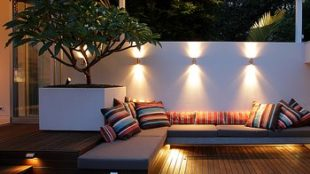 Outdoor Terrace Lighting Ideas