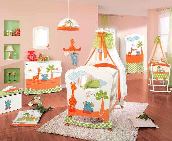 optimal choice for baby room color in USA